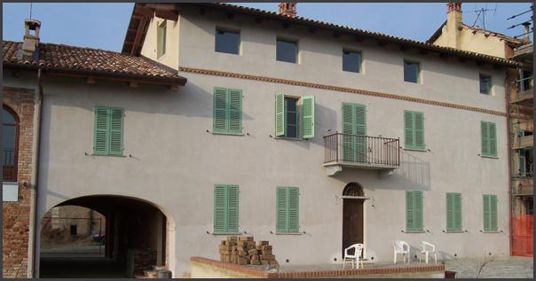 Conti restauri ristrutturazione di un 39 antica casa for Piani e progetti di casa padronale